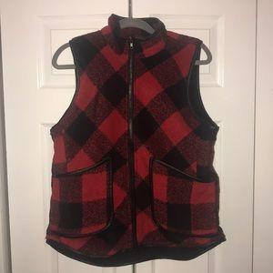 Red/Black Vest